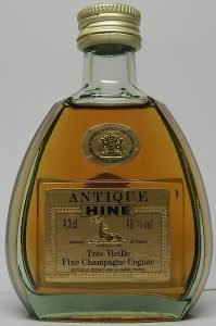 4.3cl stated; Antique above Hine