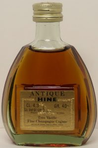 4.3cl; GR 40% stated; 'Lic. Utif GE 139' stated