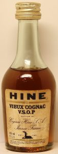 4.5cl vieux VSOP; 45ml stated