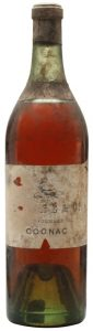 1834 (75cl); probably grande champagne
