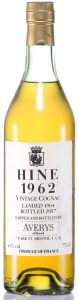 1962, landed 1964, bottled 1987; 75cl (cru not stated)