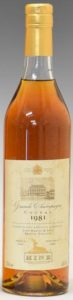 1981 gc, landed 1987, bottled 1999; John Harvey & Son