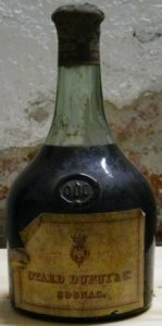 Very old bottle ODC (Otard Dupuy & Co)