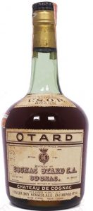 VSOP, imported by Canada Dry Ginger Ale; 4/5 Quart; 1950s