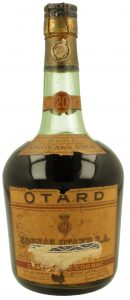 VSOP 20 years old; 75cl; 1950s