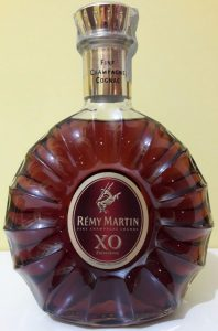 70cl Excellence; stated on backside. Backside is E. Remy Martin & Co. (click to see three diferent back-sides)