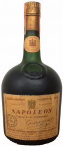 73cl, Ferraretto import; on back: federal law forbids the re-use of this bottle.