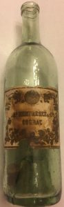 Old label