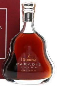 70cl Paradis Extra, with a paper duty seal on top