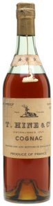 Three stars! vintage 66% proof; 1934, landed 1935, bottled 1949.