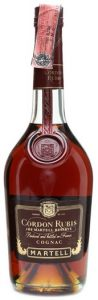 Left of cognac is written 70cl e; right of cognac it says: gradi 40%vol (click to see details); with a paper seal on top