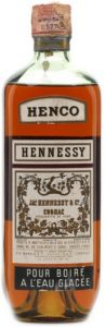 Henco (ca 1950's-1960's); 73cl, Italian import