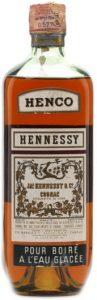 Henco (ca 1950's-1960's); 73cl, Italian import