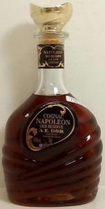 70cl Napoleon, Old Réserve (brown label)
