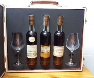 Ambassador box with Pale & Dry, Vesper and Très Vénérable (20cl)