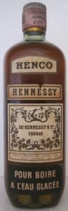 Henco (ca 1950's-1960's); 73cl