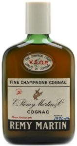 VSOP, with Air India logo; said on auction to be 35cl; I have seen another one on an auction, stating it was ca. 20cl