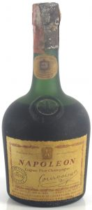 73cl, Ferraretto import; more yellow label and letters are less hazy