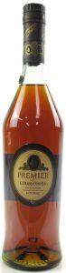 Premier de Courvoisier, fine champagne; 70cl stated on the back