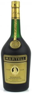 1 Litre liqueur cognac