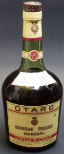 VSOP, text underneath in French; with 40% stated (1960-70s)