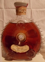 70cl Japanese import; St. Louis crystal; prob. 1970s