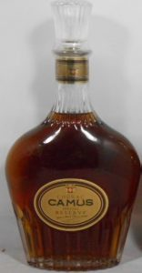 70cl, with Duty Free Sade DFS symbol on the back