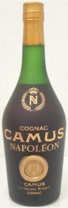 Underneath it reads ´Camus La Grande Marque cognac'