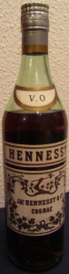 VO; no text on bottom of label (prob. 1940-50s)