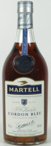 Old classic cognac; modern escutcheon and with a signature; 70cl