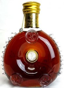 70cl, Asian import, Baccarat Crystal