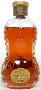 35cl Napoleon decanter, 40% alc.geh. stated; Dutch import