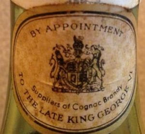 Suppliers to the late King George VI