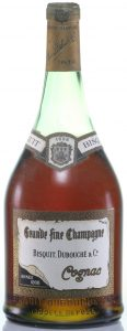 1.5L vintage 1898; with embossed letters on the heel of the bottle
