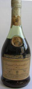 Napoleon grande fine champagne, 72cl