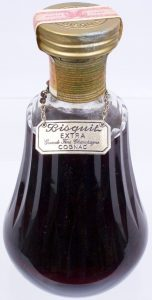 75cl Extra; on the back is 4/5 quart stated; with a paper duty seal