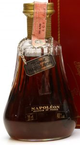Napoleon 70cl stated (cru not stated); with a paper duty seal