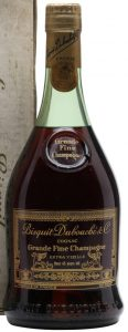 Extra Vieille grande fine champagne, over 45 years old