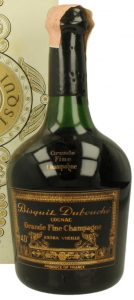 Content 73cl stated on the back, abv stated; black waxed cap with a duty seal; Italian import, Ferraretto, Milano