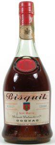 Bisquit fine cognac Saint-Martial 50-60s