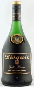 Gold Reserve, old liqueur cognac
