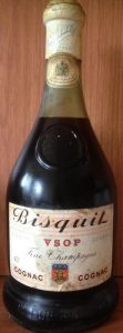1.5L fine champagne, 40° stated above VSOP; label without signature