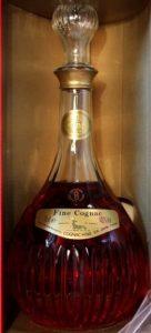 70cl stated, grande fine cognac