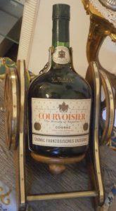 Fine champagne; Französisches Erzeugnis (Charles Hosie, Hamburg import); 70cl, 1960s
