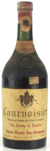 75cl stated in red letters, Grande Fine Champagne, 60 years old. (mid 1950s);