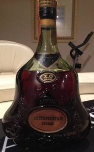 1950 XO, 'XO brand' is stated. 4/5 quart