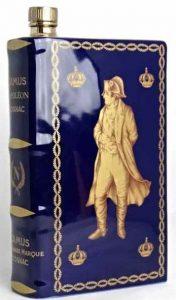 Napoleon, De Haviland limoges, laurels on the front and solid wedges on the back