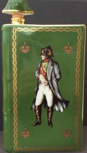 Napoleon, Castel limoges; solid wedges on the back
