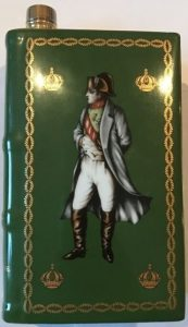 Napoleon, MNP limoges; solid wedges on the back