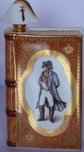 Napoleon, L Limoges, the back has solid rings in stead of laurels (white bicorn hat with little sword probably not original)